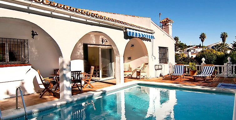 COMFORTABLE VILLA IN MIJAS