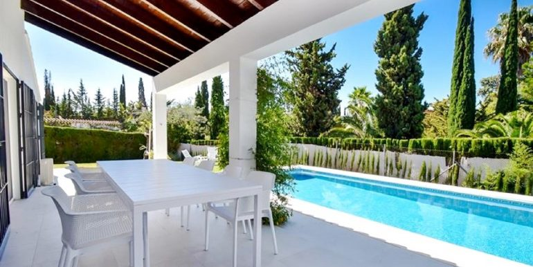 VILLA WITH 4 BEDROOMS, MARBELLA